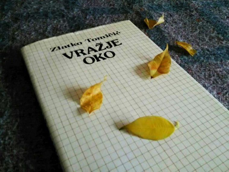 Zlatko Tomičić, Vražje oko, naslovnica