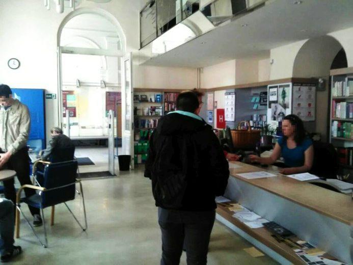 Gradska knjižnica 7