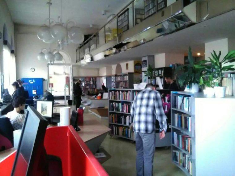 Gradska knjižnica 5