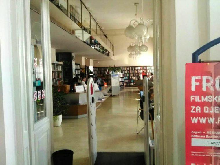 Gradska knjižnica 2