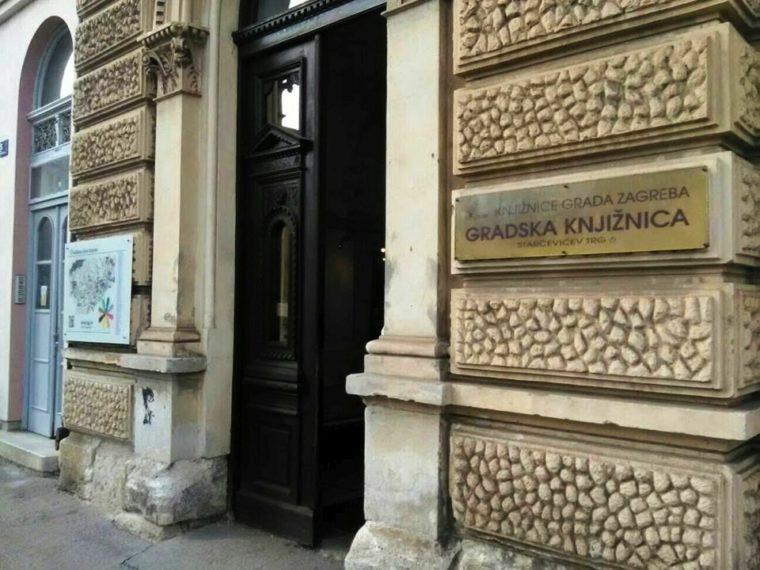 Turneja po knjižnicama: prikaz Gradske knjižnice