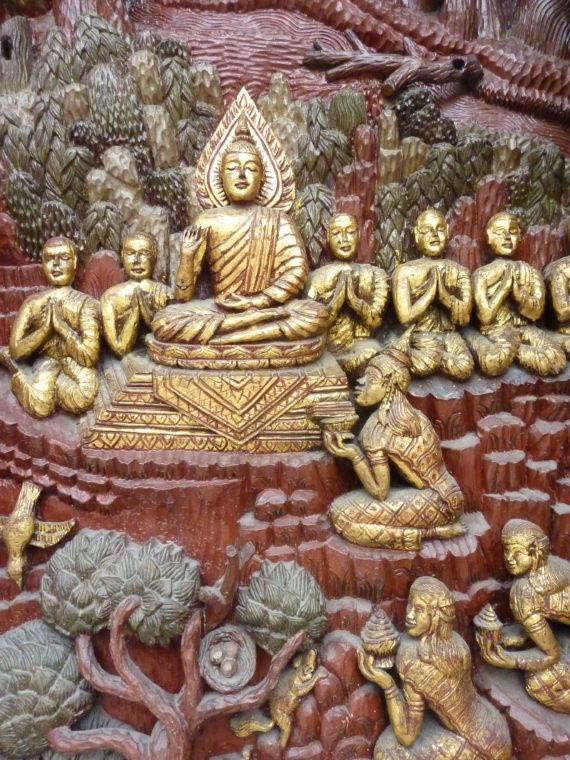 Buddha bogovi