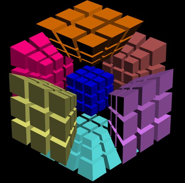 Kocka geometrija