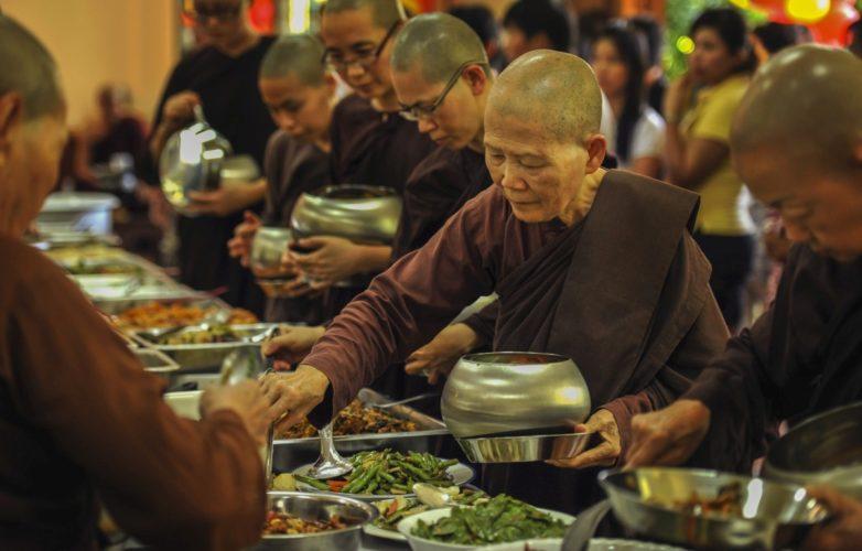 Buddhistički obrok 1