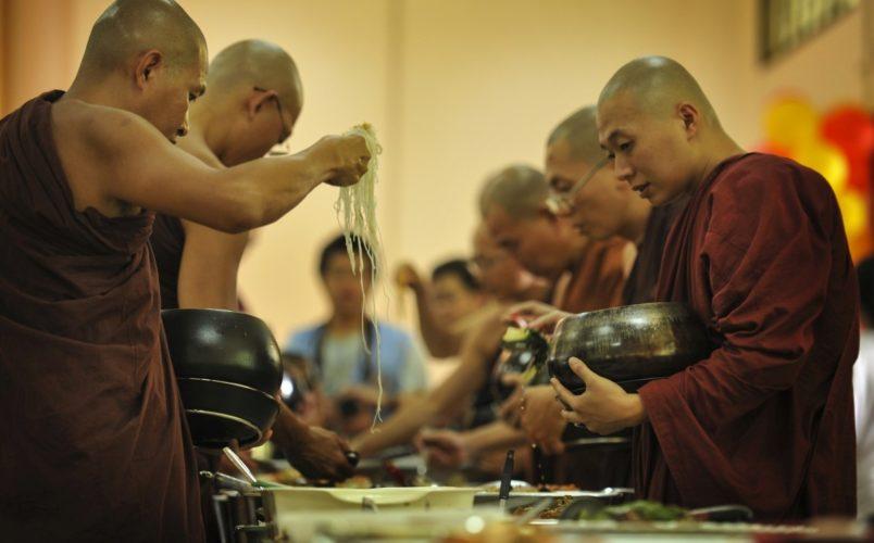 Buddhistički obrok 2