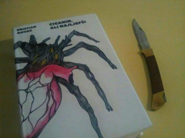 """Recenzija hit romana """"Ciganin, ali najljepši"""" autora Kristiana Novaka"""