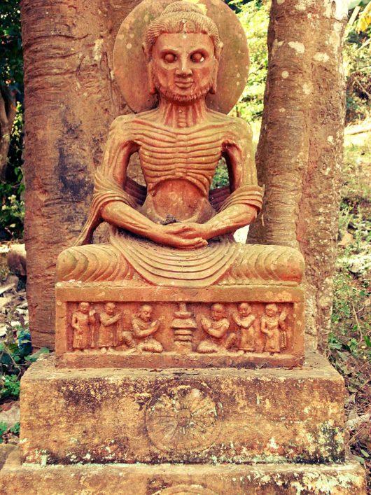 Mršavi Buddha