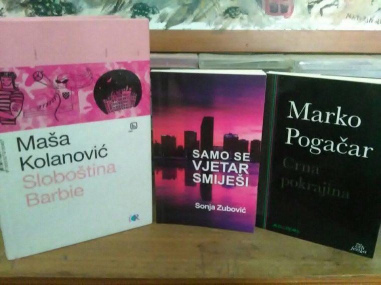 Knjižnica Staglišće, posudba