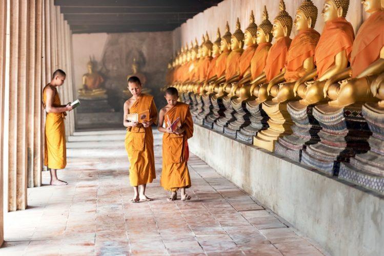 Buddhistički redovnici