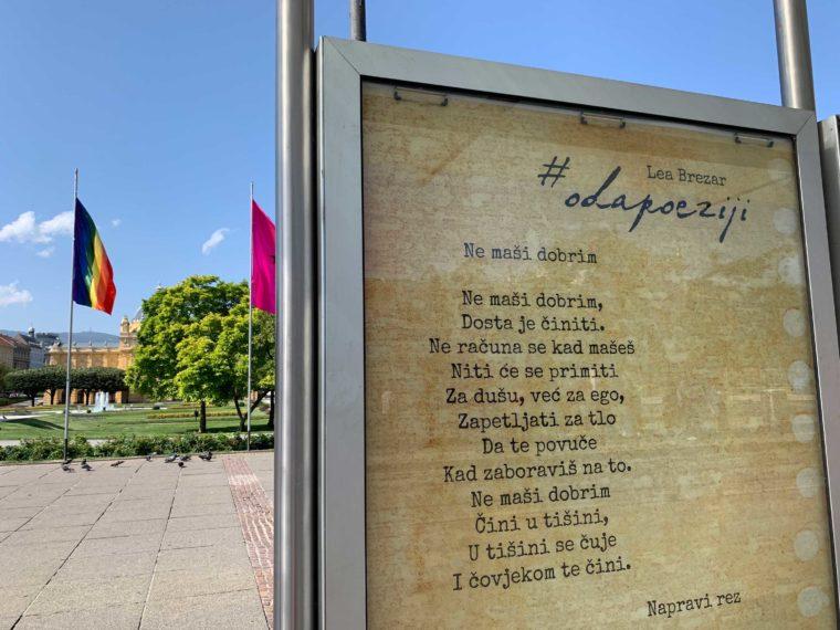 Glavni kolodvor Oda poeziji 2019