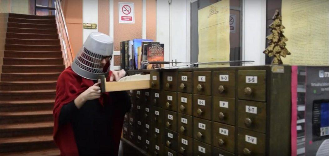 Vitez bibliotekar 2