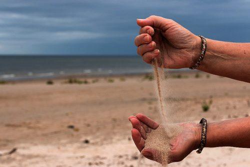 Mikroskopske fotografije otkrivaju nevjerojatnu ljepotu sadržanu u običnim zrncima pijeska