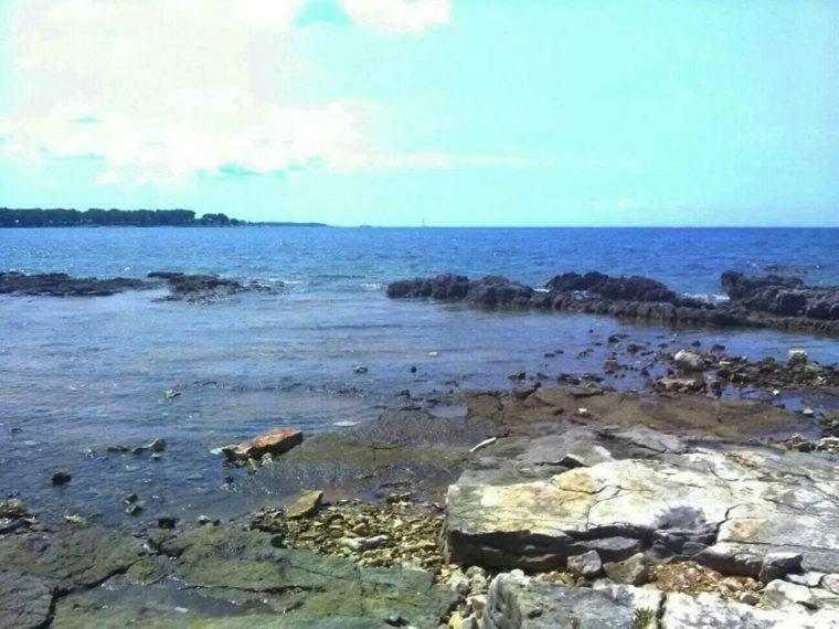 Plaža u Červaru