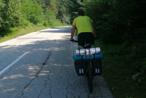Avantura godine: 500 kilometara biciklom u 6 dana (1. dio)
