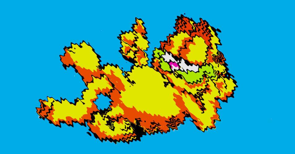 Apsurdni, zastrašujući i depresivni stripovi o Garfieldu šire se internetom