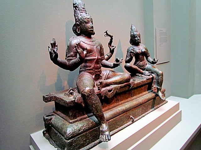 Shiva i Uma