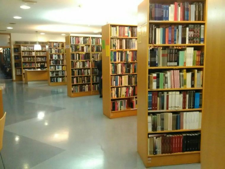 Knjižnica Božidara Adžije 7