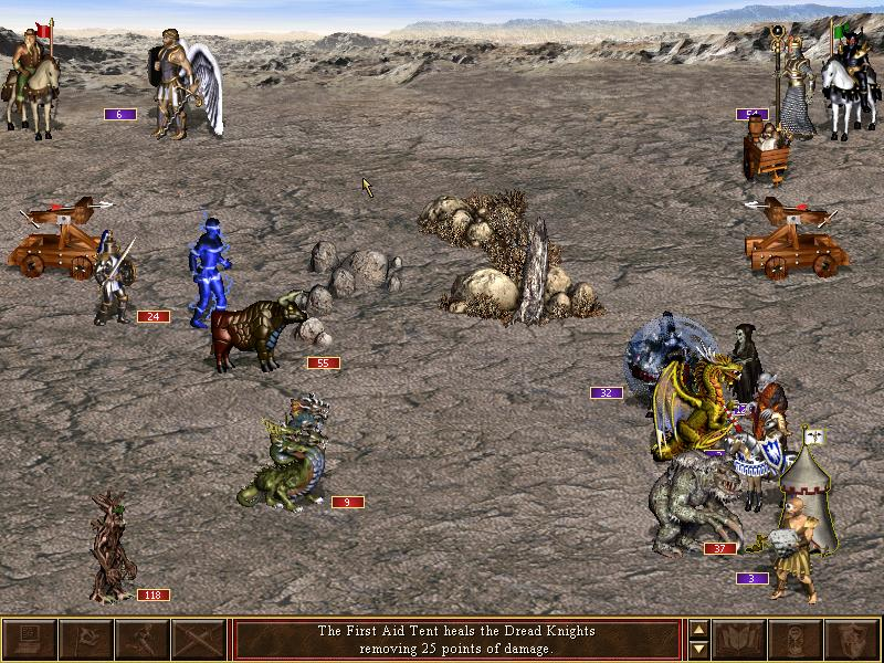 Heroes of Might and Magic 3, sl 10