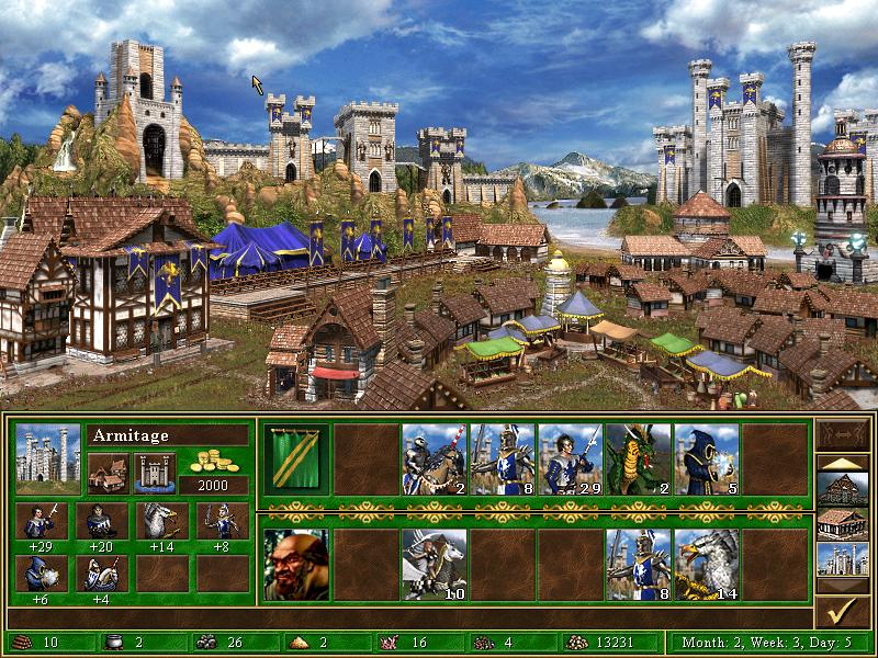 Heroes of Might and Magic 3, sl 3