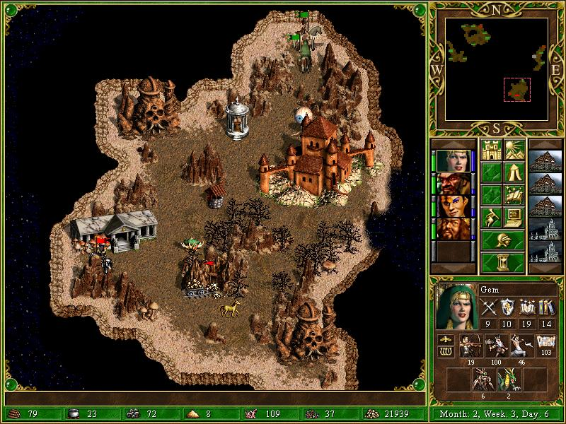 Heroes of Might and Magic 3, sl 4