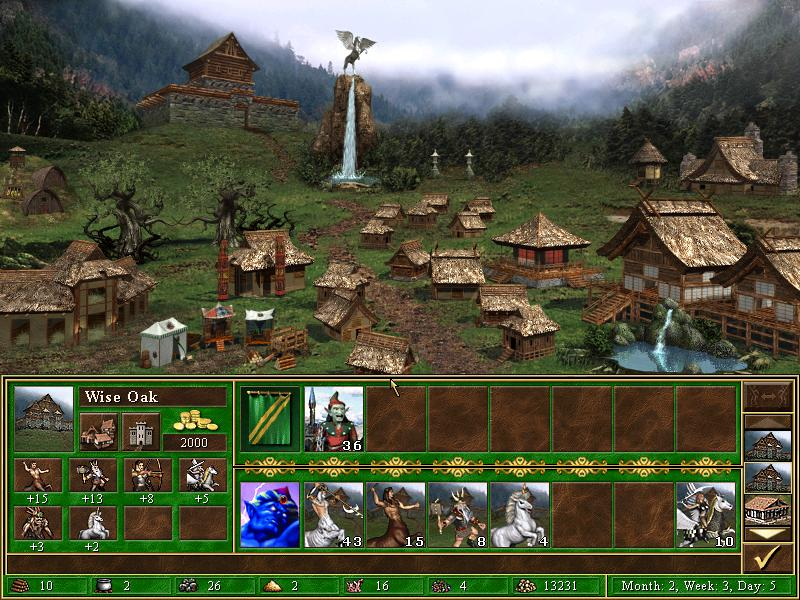 Heroes of Might and Magic 3, sl 5