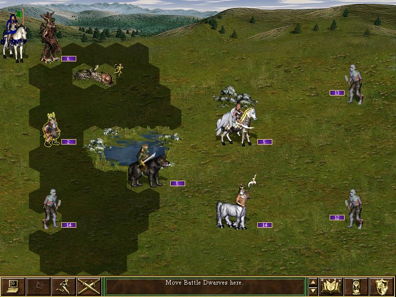 Heroes of Might and Magic 3, sl 7