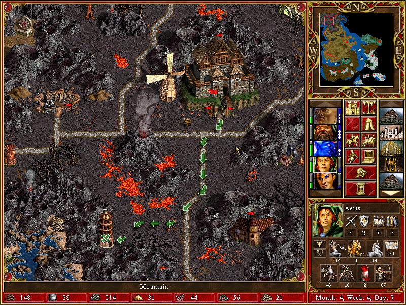 Heroes of Might and Magic 3, sl 8