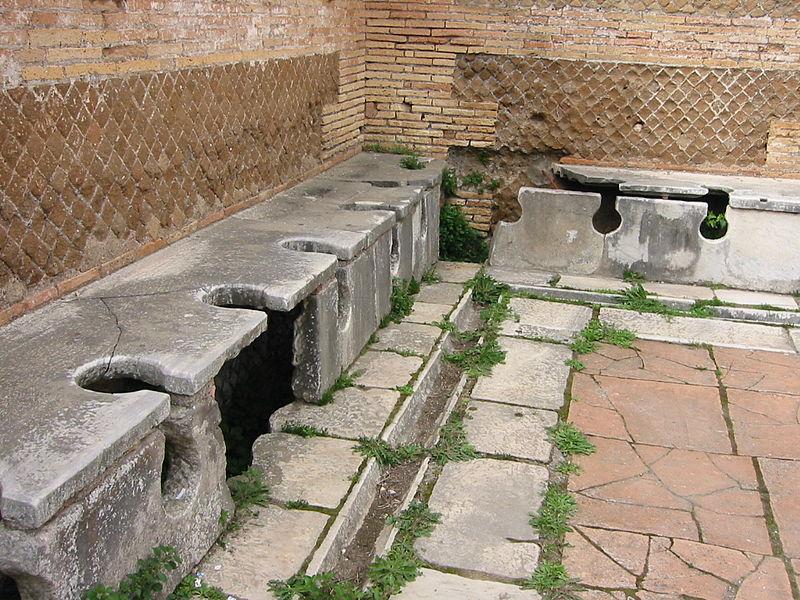 Rimski WC