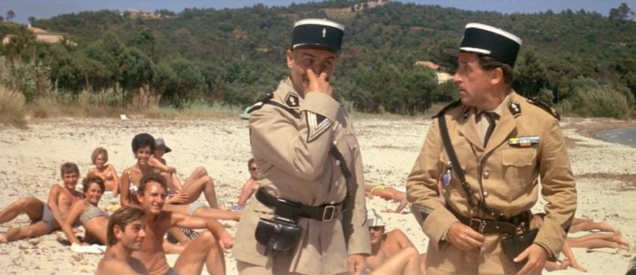 "Retro recenzija: Klasik francuske komedije, ""Žandar iz Saint-Tropeza"""