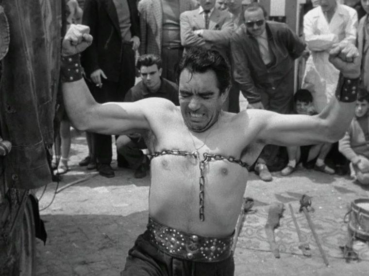 Fellini La strada 1
