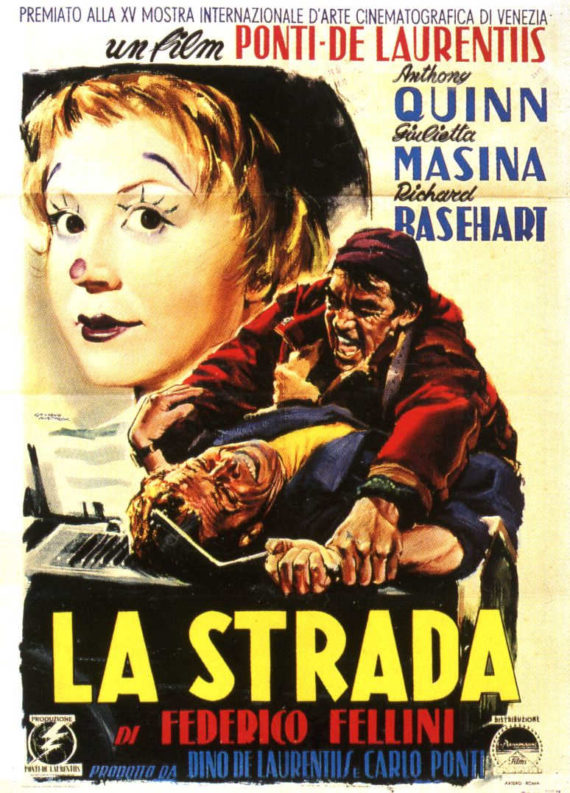 Fellini La strada, Wikimedia Commons