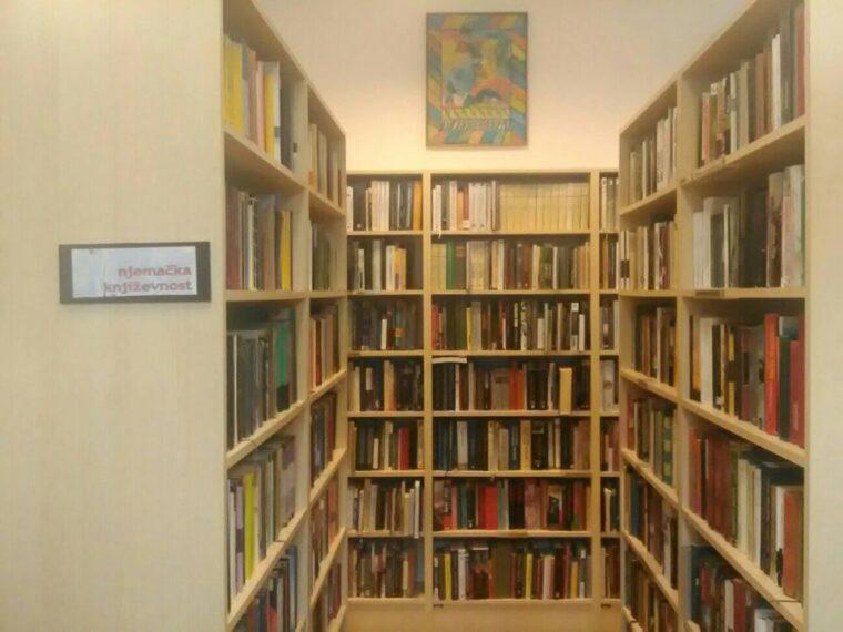 Turneja po knjižnicama: Obilazak Knjižnice Vladimira Nazora