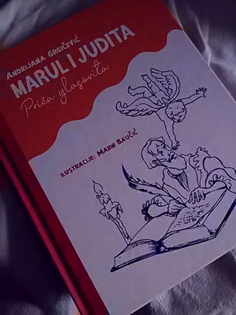 """Prikaz slikovnice """"Marul i Judita: Priča glasovita"""""""