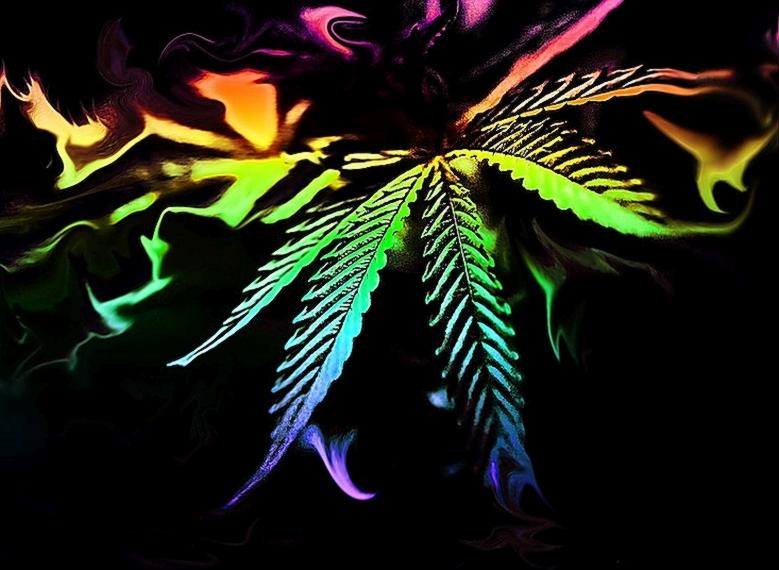 Predstavljam vam indijskog boga marihuane!