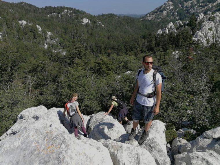 Crnopačka uholoža: Prvi dio pakleničke planinarske kronike