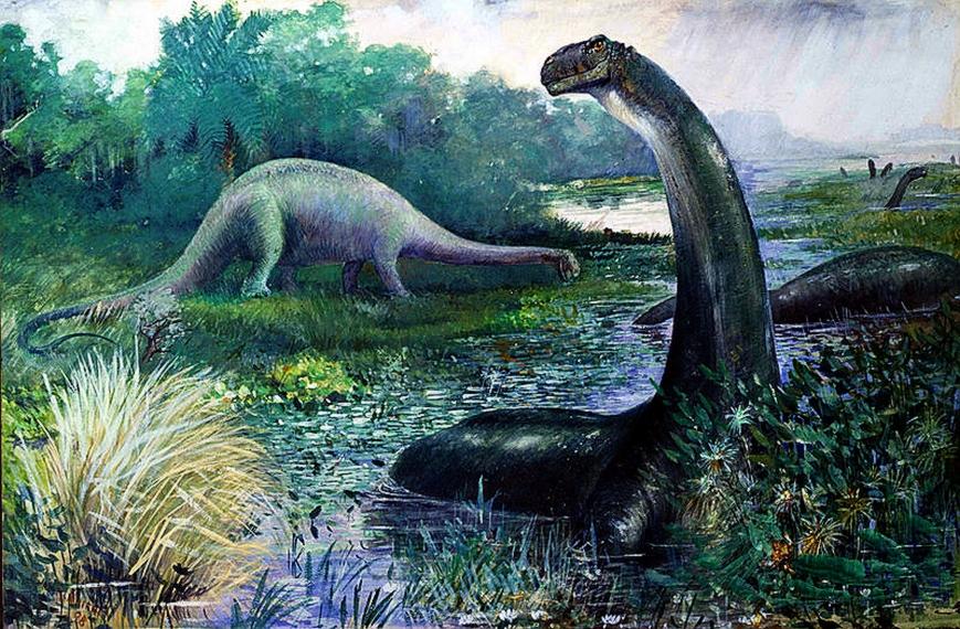 Pronađene kosti do sad nepoznate vrste gigantskih dinosaura!
