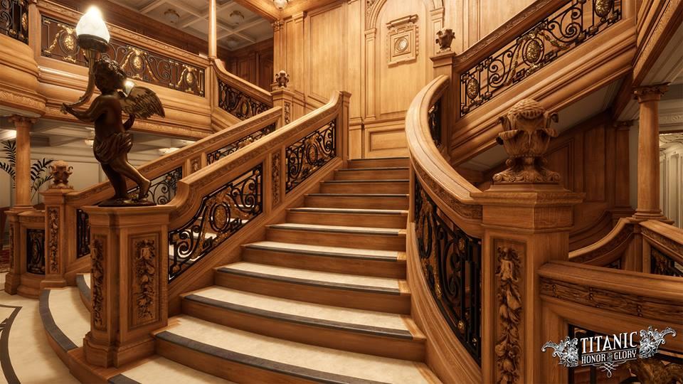 Od sad moguća šetnja virtualnim Titanicom