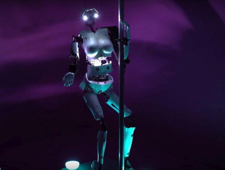 Uskoro nam stižu prvi seks-roboti za interakciju putem prijenosa uživo na netu