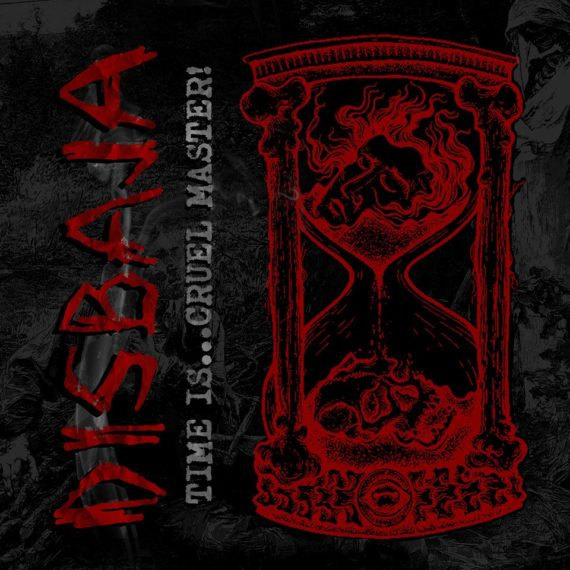 "Recenzija: album ""Time is… Cruel Master!"" zagrebačkih crust metalaca Disbaja"