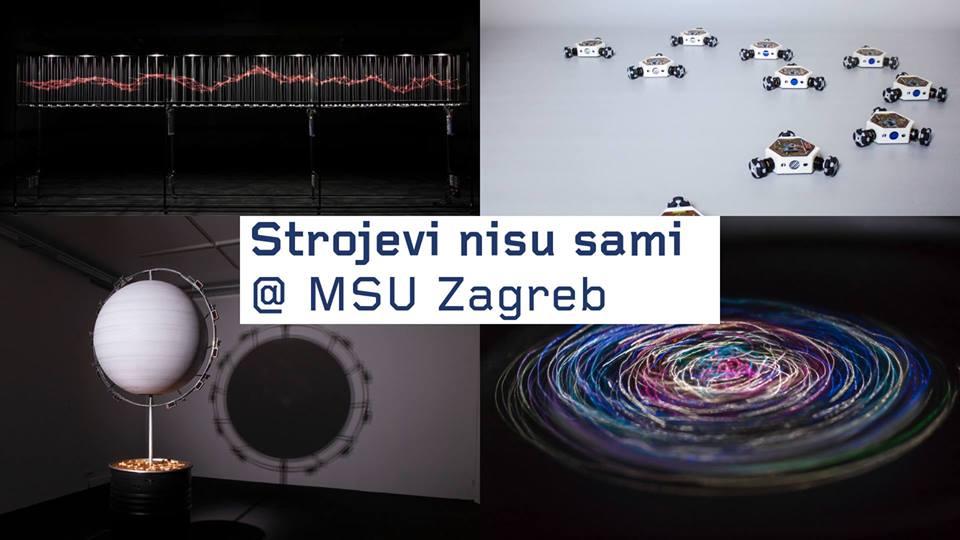 U Zagrebu velika izložba koja objedinjuje tehnologiju i konceptualnu umjetnost
