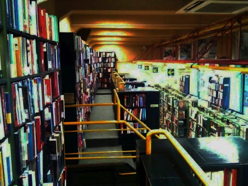 Turneja po knjižnicama: Recenzija Knjižnice Medveščak