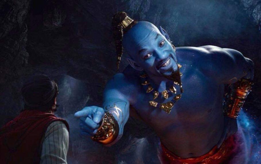 """Izvori vjerovanja u """"đinnove""""  i originalna verzija priče o Aladdinu"""