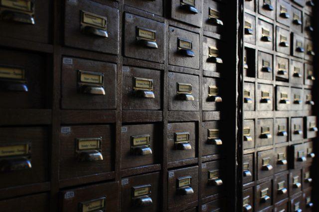 Arhiva, naslovna