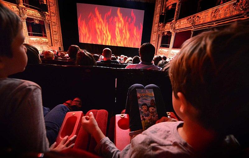 Kino umjesto filma za djecu klincima prikazalo horor. Rezultat? Dvorana puna vrišteće djece!