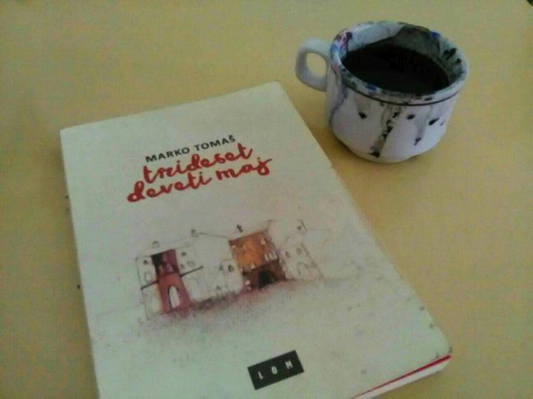 """Zbirka poezije 'Trideset deveti maj' Marka Tomaša: """"Pišem sve ovo zato što želim uništiti svijet."""""""