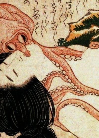 """Priča iza """"Sna ribarove žene"""", jednog od najpoznatijih i najbizarnijih erotskih drvoreza na svijetu"""