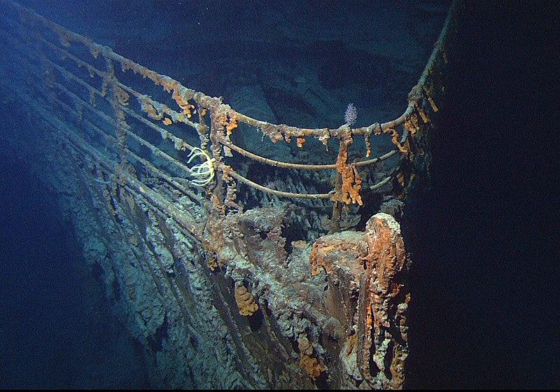 Amerikanci razvijaju kontroverzan plan nasilnog otvaranja olupine Titanica
