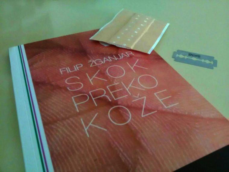 """Sukob suvremenih pjesničkih stilova u zbirci poezije """"Skok preko kože"""" autora Filipa Žganjara"""