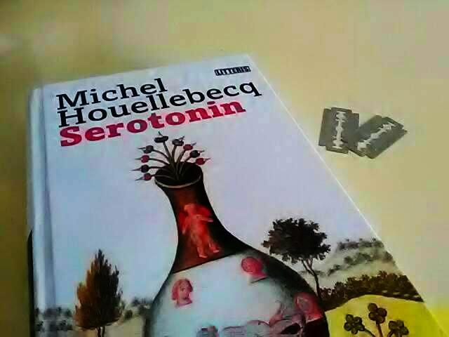 Književna recenzija: Roman Serotonin kontroverznog Michela Houellebecqa