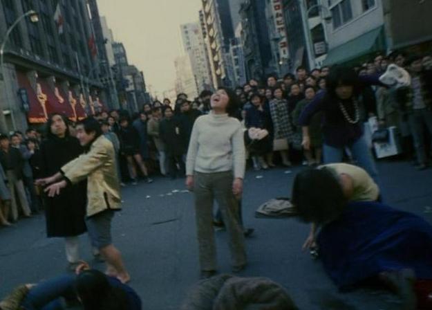 """Prikaz buntovnog japanskog art-filma """"Bacite knjige, izađite na ulice"""" (1971.)"""